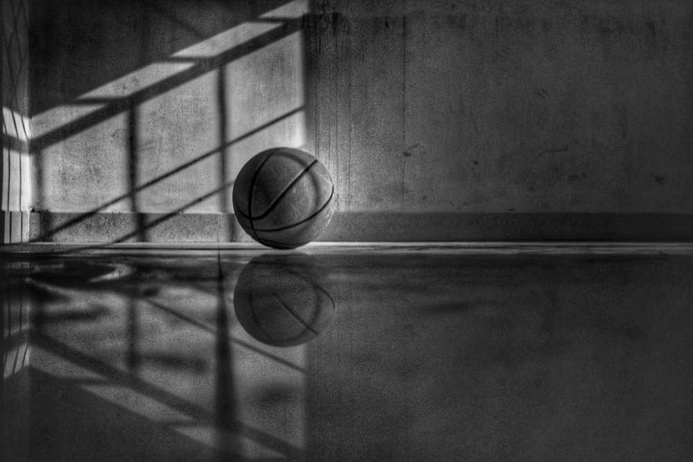 basketball ball photography